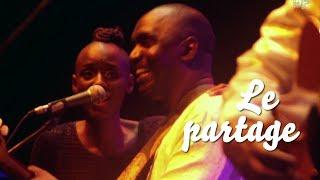 GASANDJI avec Les FRÈRES GUISSÉ à Dakar | Live
