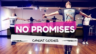 """NO PROMISES"" - Cheat Codes ft. Demi Lovato Dance 