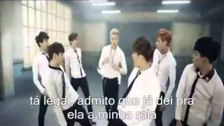 BTS Boy In Luv- Parodia WTF? Bangtan