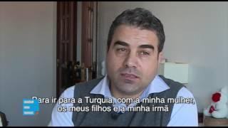 Refugiados: Família Moait encontra uma «esperança nova» em Portugal