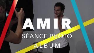 Amir - Making of pochette album «Addictions»