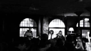 Karmacoma - 'Hold' LIVE @ The George Tavern
