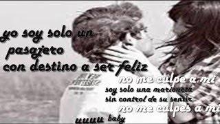 Culpa al Corazón - Prince Royce (Letra) (Video Liryc) 2015