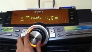 Sony Genezi FST-ZUX9 Tocando: Symphonica - Nicky Romero