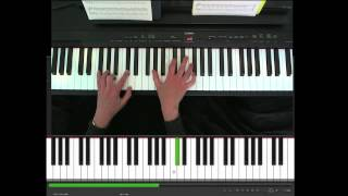 Max Richter, Infra 3, piano, slow