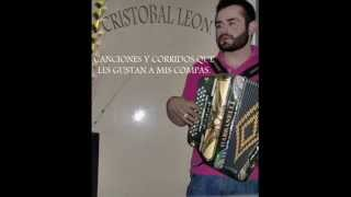Cristobal Leon. Amor Confuso. (Estudio 2015).