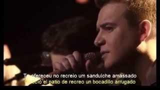 Marcos & belutti -  Romántico Anónimo (Subtitulado español)