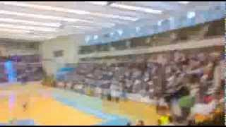 CANTICO SUPER DRAGOES NO FCP VS 5lb @ DRAGAO CAIXA 18-05-2013