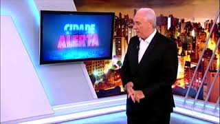 Jornal da Record presta sua última homenagem a Marcelo Rezende