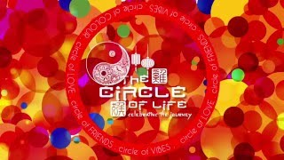 ABIR The Colours of Life presents The CIRCLE of LIFE.. Celebrating the Journey