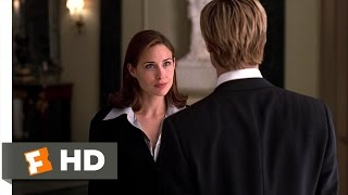 Meet Joe Black (6/10) Movie CLIP - Mystery Man (1998) HD