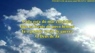 Milton Cardoso - Cântico de Moisés