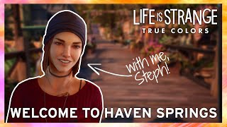 """Life is Strange: True Colors - \""""Welcome to Haven Springs\"""" trailer"""
