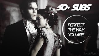 Katherine Pierce | Perfect The Way You Are | 50+ Subs