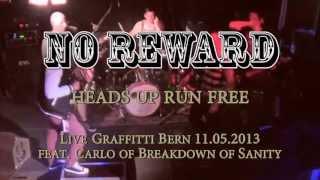 No Reward feat. Carlo of Breakdown of Sanity
