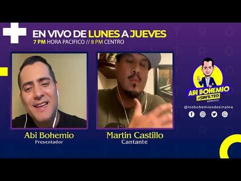 😎🔥 Martin Castillo | #SINFILTRO 🔥 | LOS CORRIDOS DE AHORA NO SON CORRIDOS DE A DE VERAS! 👌