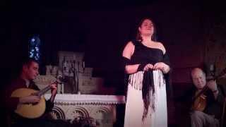 """Mónica Cunha - """"Marcha de Alfama"""" - 10e Festival des Musiques Rares"""