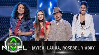 'Mi generación' - Javier R., Laura B., Rosebel C. y Adry - Fusiones | A otro Nivel
