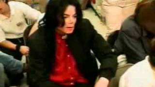 Michael Jackson Interviews at home.avi