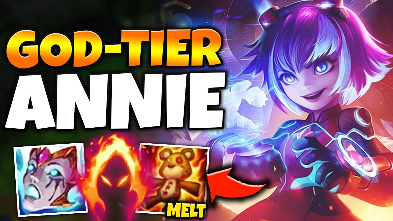 Hanjaro - Welcome Annie to GOD TIER status support in season 11 - League of Legends