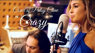 Crazy - Patsy Cline // Acoustic Cover by Natalie Pearson