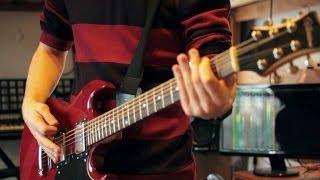 Break The World   Nine Lashes   Guitar Cover   HD!