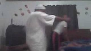 RASHAD ND LL DANCIN TO I WNT TO SEX U