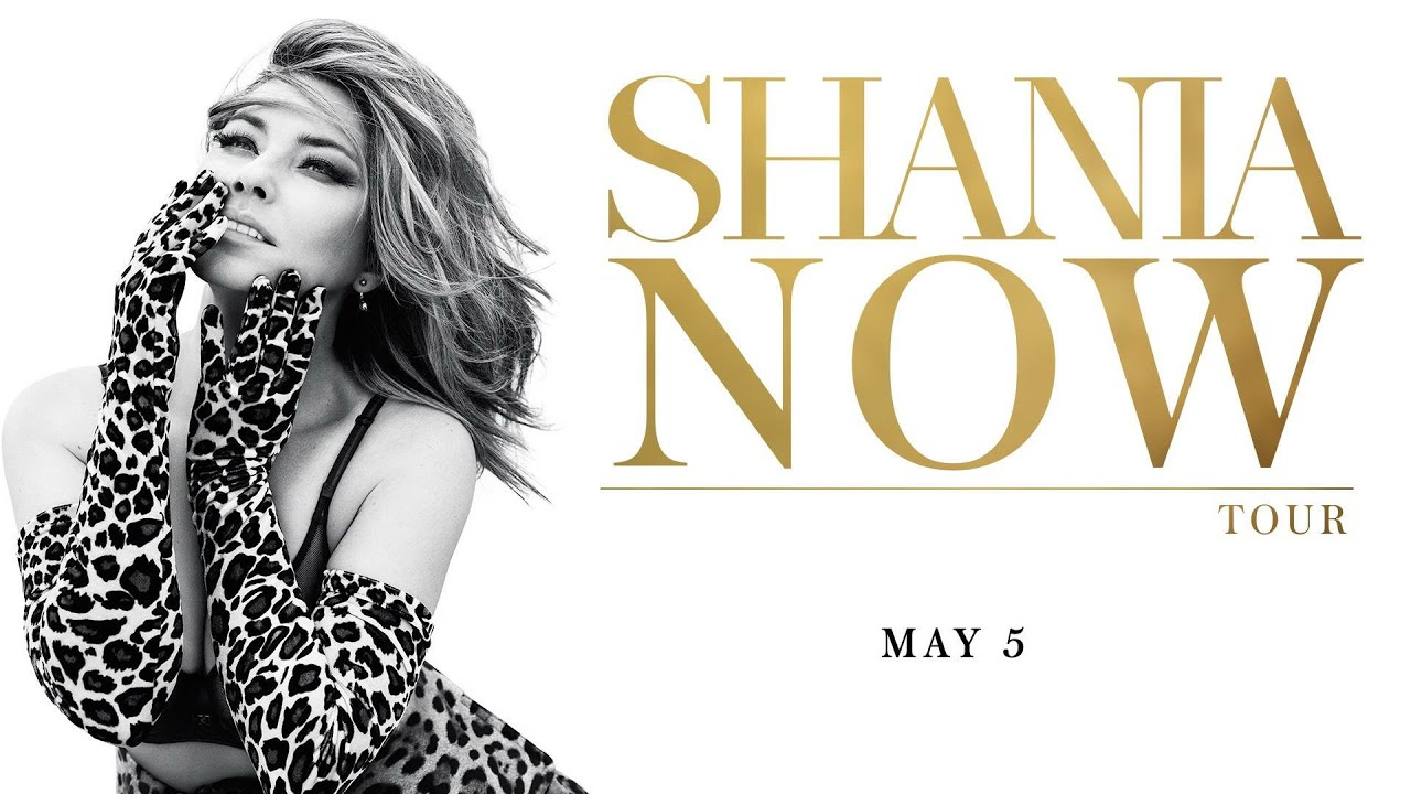 Ticketsnow Shania Twain Tour 2018 Tickets In Manchester Uk