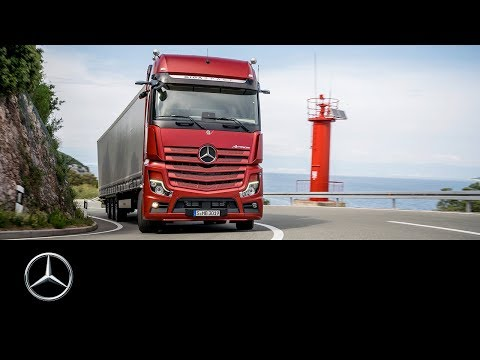 Mercedes-Benz Actros