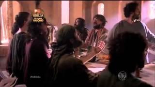 "Pentecostes no seriado da ""A BIBLIA"""