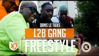 L2B GANG - dans le tieks LYRICS