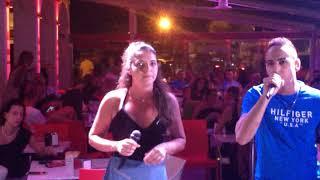 Karaoke Cristian e Alessandra : L'amore altrove di F. Renga e A. Amoroso