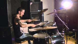 Panic! At The Disco - Nicotine (Drum Cover by Grif)