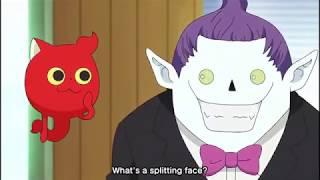 Yo-kai Watch Shadowside: Junior and Whisper