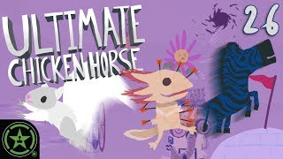 Ghostly Sabotage - Ultimate Chicken Horse (#26) | Let's Play