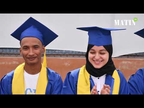 Video : La province de Berrchid fête ses bacheliers