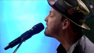 Gavin DeGraw - She Sets The City On Fire (Live from AOL Build)