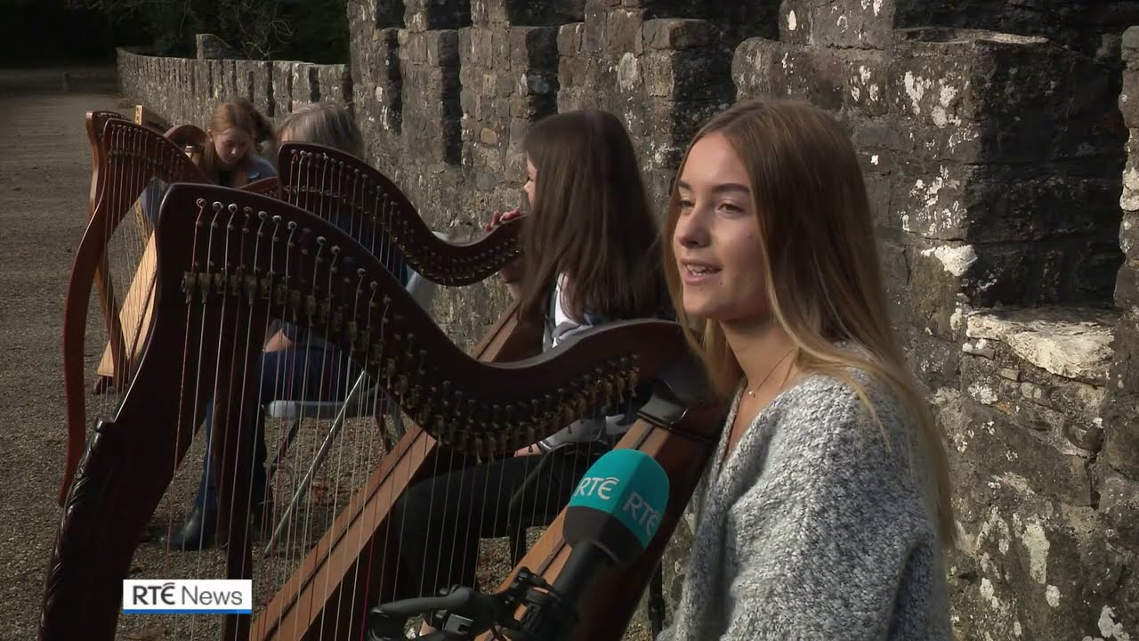 National Harp Day moves online with remote performances
