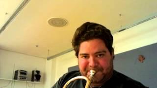 trumpet klezmer