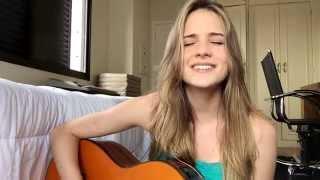 Luan Santana - Escreve aí (por Gabi Martins)