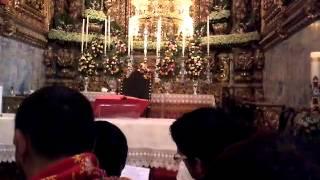 Hino do Senhor Santo Cristo dos Milagres - Romeiros de Vila Franca do Campo