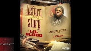 Lil Blood ft. Lil Rue, Lil Goofy, Yung Skreww - Bar Life [New 2015]