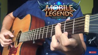 Mobile Legend Soundtrack Fingerstyle Guitar Cover