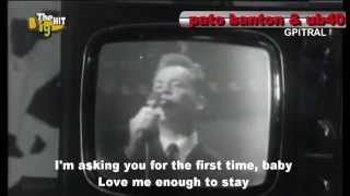 Pato Banton & UB 40 Baby Come Back lyrics