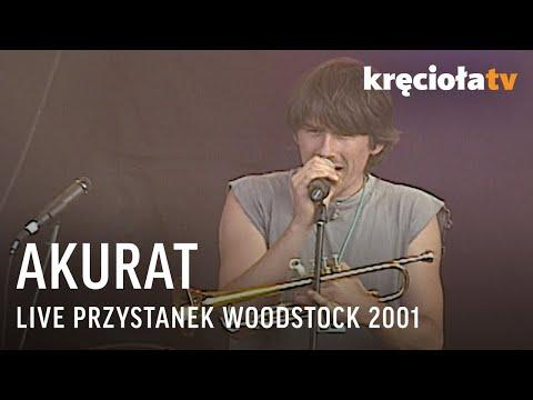 Akurat LIVE Przystanek Woodstock 2001