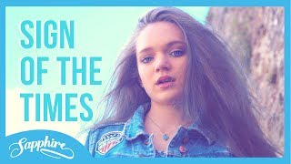 Sign Of The Times - Harry Styles | Cover by Sapphire