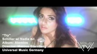 "Schiller with Nadia Ali ""Try"" Official Music Video"