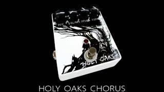 Visar Stompboxes - Holy Oaks short demo width=