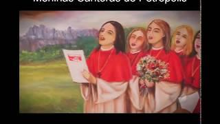 DOCE É SENTIR - Irmão Sol Irmã Lua - Meninas Cantoras de Petrópolis.