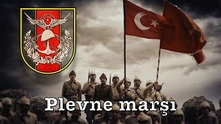 "Turkish Military Song: ""Plevne marşı / Osman paşa marşı"" (TSK armoni mızıkası)(English subtitles)"